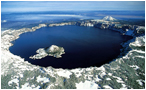 [Crater Lake, Oregon: Zainub Ravzi (CC Attribution Share-Alike 3.0)]