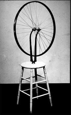 Marcel Duchamp, Bicycle Wheel